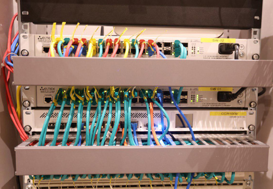 Passive Optical LAN و Gigabit Passive Optical Network