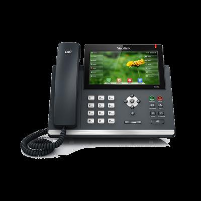 تلفن های IP برای سیستم های مبتنی برIPPBX