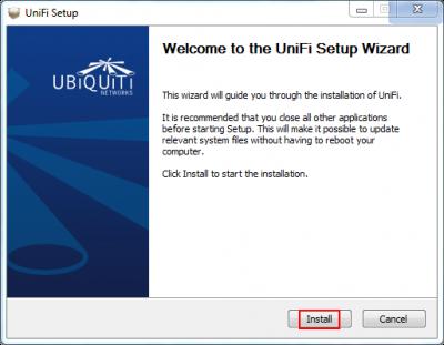 نحوه انجام تنظیمات اولیه محصولات یونی فای ( Unifi )