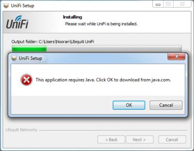 تنظیمات اولیه محصولات Unifi