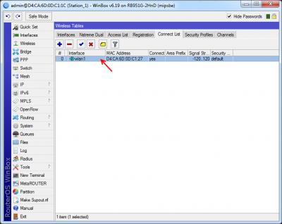چگونه Default Authenticate برروی Station تنظیم کنید