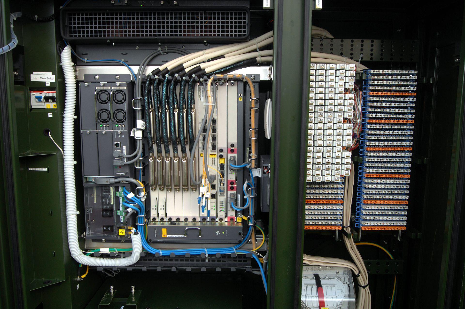 تکنولوژی اف تی تی ایکس و کاربرد های FTTX