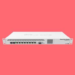 MikroTik CCR1009-7G-1C-1S plus